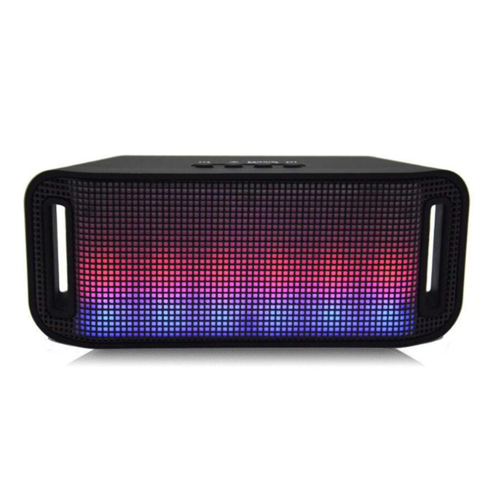Wireless Speakers For Office On Wholesale Professional Home Office Bluetooth Wireless Speaker For Mobile Phones Ml 28u High Sound Quality With Led Light Woofer Speakers Acoustic