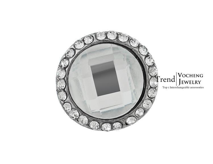 نوسا قطع المجوهرات 4 ألوان 12MM الصغيرة أزرار قابلة للتبديل التقط التقط مجوهرات التقط مخصص زر VN-487