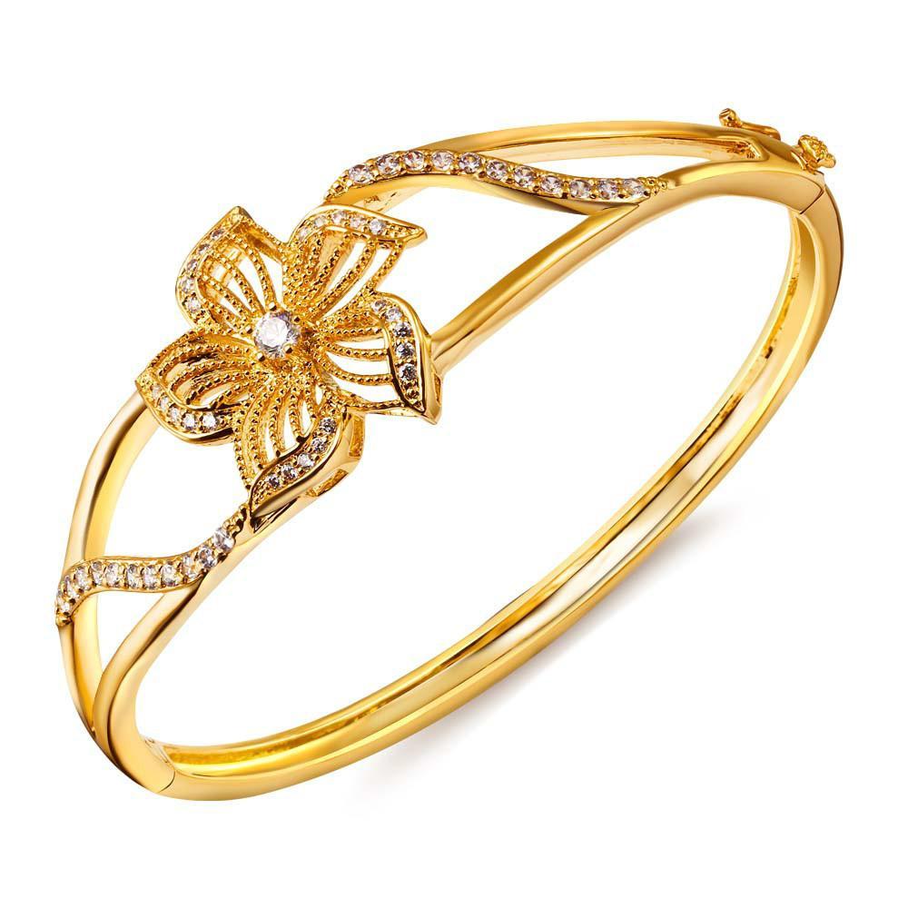 Top Designer Bow Bangles Elegant Bangles Bracelet High Quality