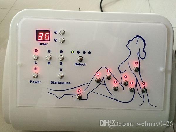 presoterapia vacumterapia detox aria sottile compressione gamba massaggiatore sistema di terapia massaggiatore compressione aria