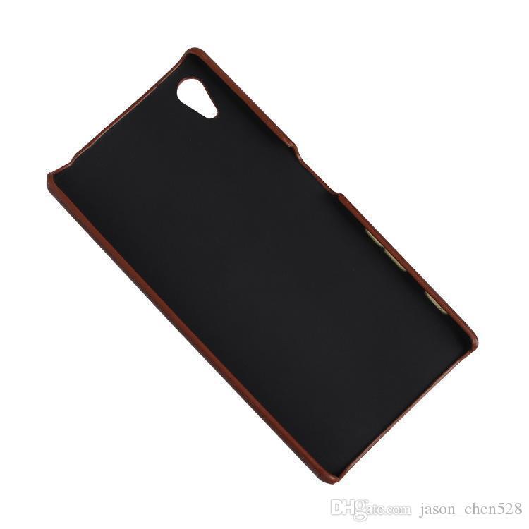 Сотовый телефон чехол задняя крышка Kickstand защитная оболочка роскошные реальные PU кожаные чехлы старинные ретро для iPhone 6 6 S Samsung Galaxy S6 Edge s5