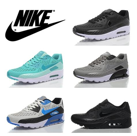 Fashion Nike Air Max 90 Shoes Mens Running Shoes Big Hole Summer Mens  Sports Shoes Nike Drop Shipping From China Low Price Nike Sport Shoes  Stability ...