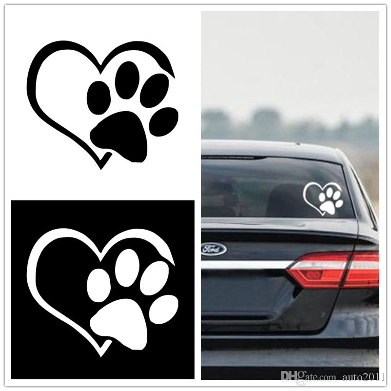 2018 lovely vinyl decal car stickers black white 11 5 cm bike auto exterior accessories whole body from auto2011 1 07 dhgate com