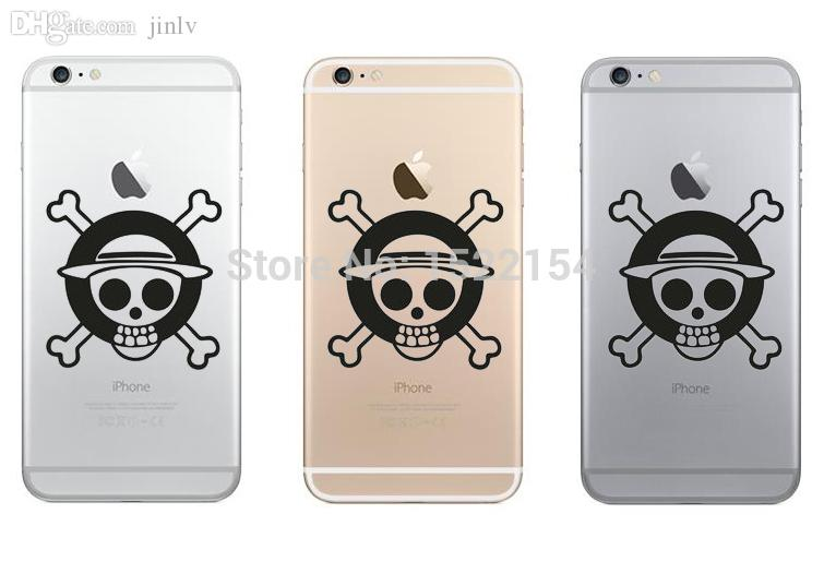 2018 wholesale one piece japanese for apple iphone 6 6 plus 5s decal sticker mobile phone sticke skin decal cellphone skin sticker vinyl from dimis