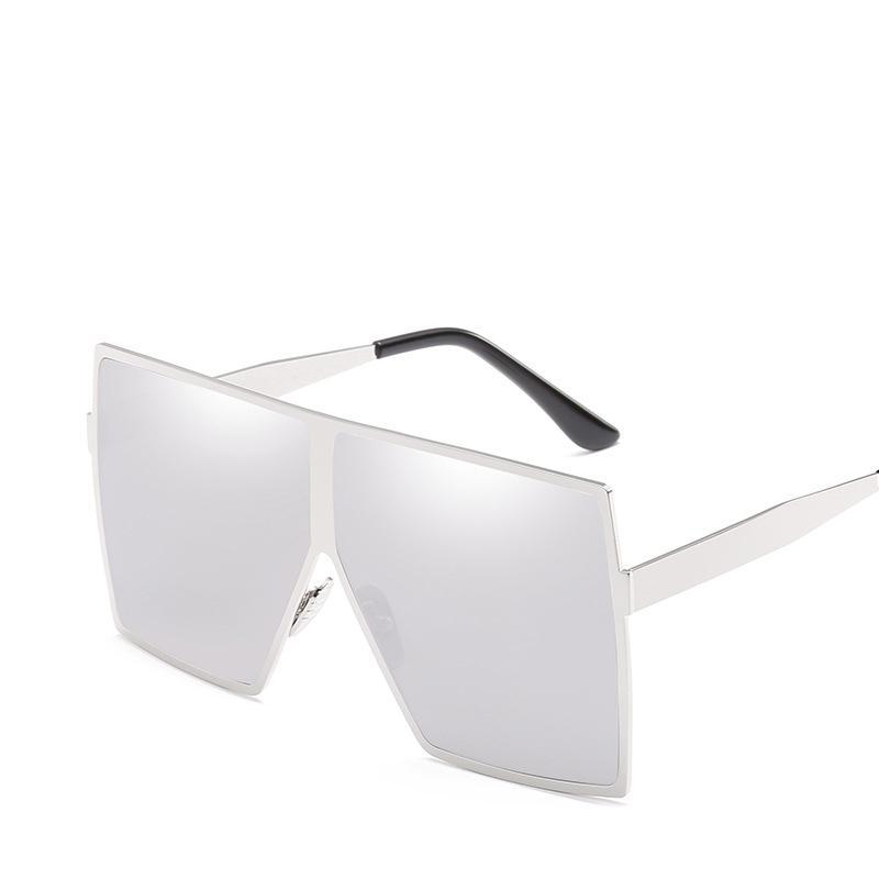 Compre Gafas De Sol Simples Europeas Y Americanas De La Moda De Las ...