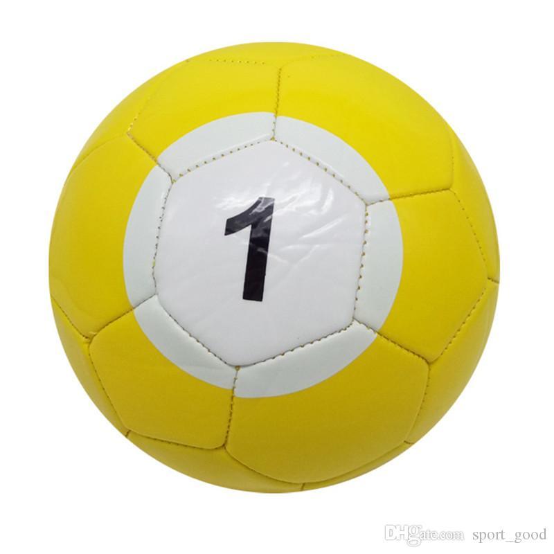 5 # gonfiabile Snook partita di calcio Palla 16 Pezzi Palla da biliardo Snooker Calcio Snookball esterna Biliardo scossa