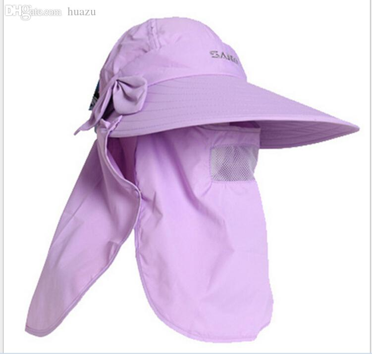 de7f6781a6e Wholesale-Outdoor Quick-drying Cap Female Summer Sun Shade Hats 360 UV  Jungle Breathable Fishing Leisure Travel Hat Hat Australia Hat Hat World  Hats Online ...