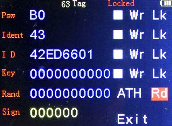 Best Multi-Languages V8.8.9 Handy Baby CBAY Hand-held Car Key Copy Transponder Key Programmer for 4D/46/48 Chip CBAY Programmer