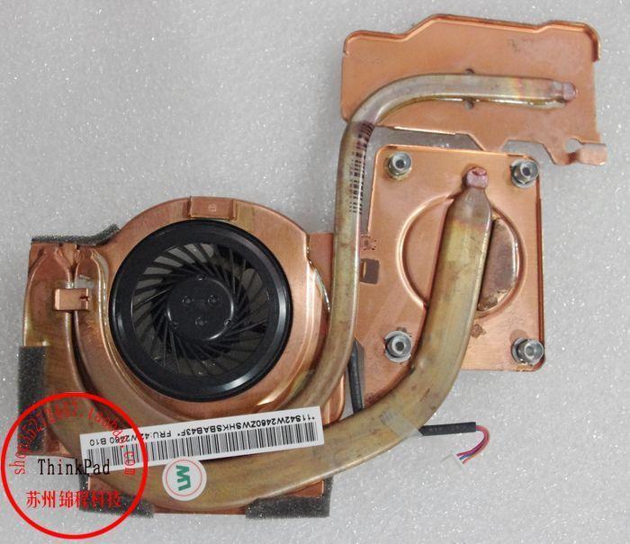 Оригинальные радиатор для IBM для Lenovo связи передающих устройств T61 T61P 14.1