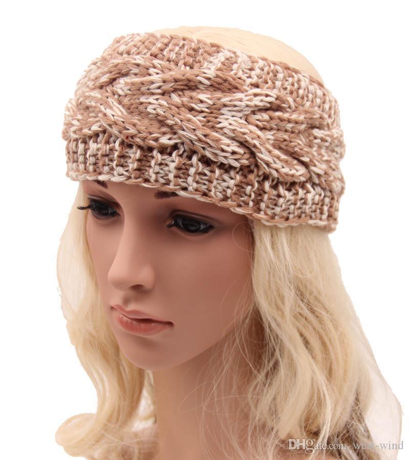 Compre Moda Para Mujer Adulto Señora Crochet Otoño Invierno De Punto ...