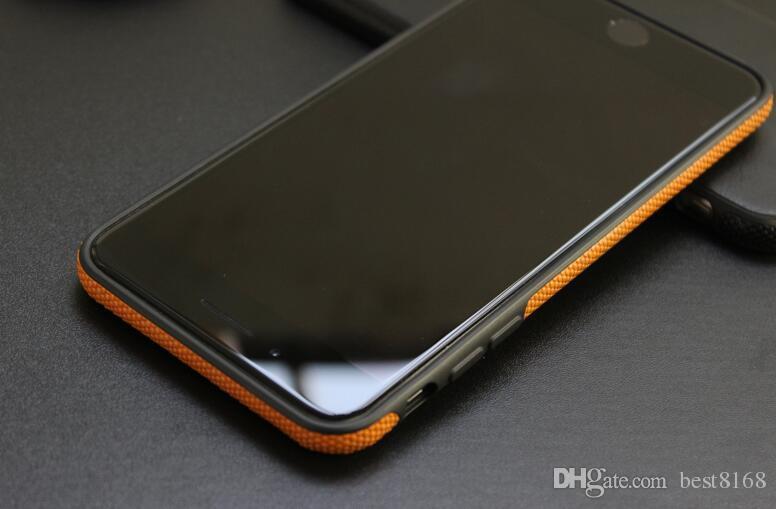 Custodia rigida in TPU di lusso Mikki Armor Hybrid Business Iphone X 7 Plus 6 6s SE 5 5S Galaxy S9 Nota 8 S8 S7 Custodia antiurto in silicone