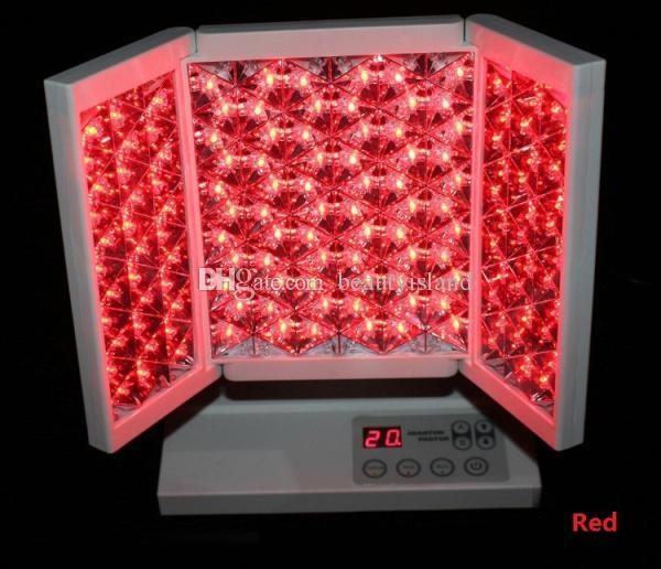 PDT dispositivo de terapia de fótons rejuvenescimento da pele Máquina de Luz led terapia Rejuvenescimento Terapia Dinâmica Cuidados Com A Pele Diária