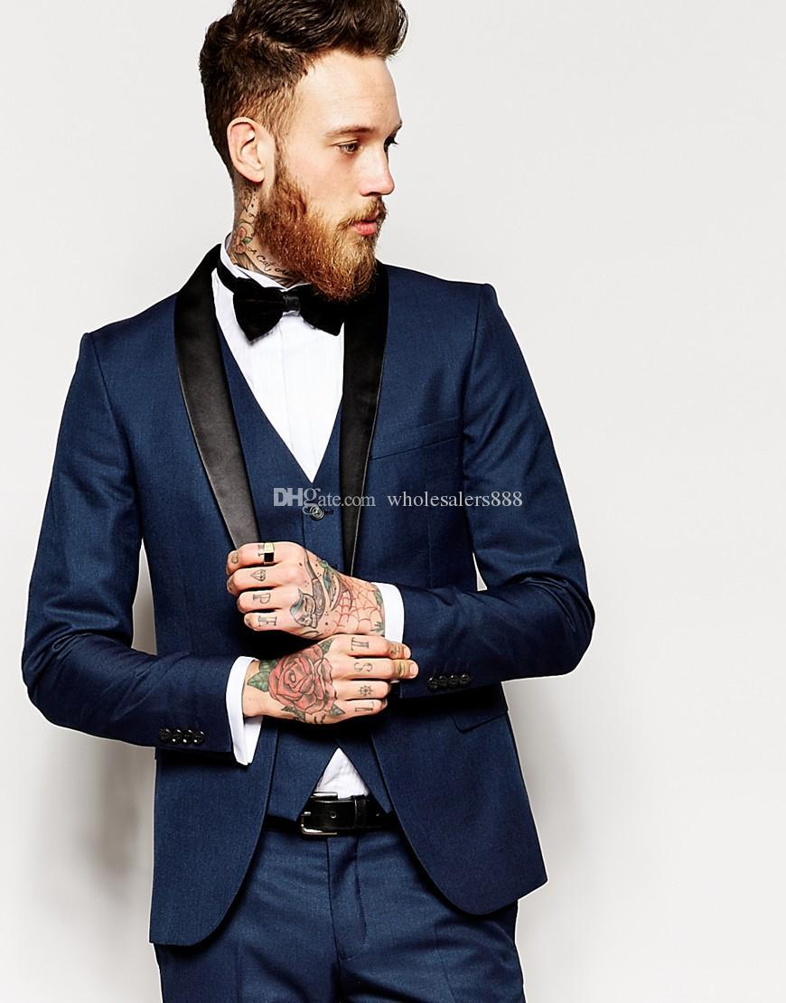 Blue Suits For Prom - Suit La