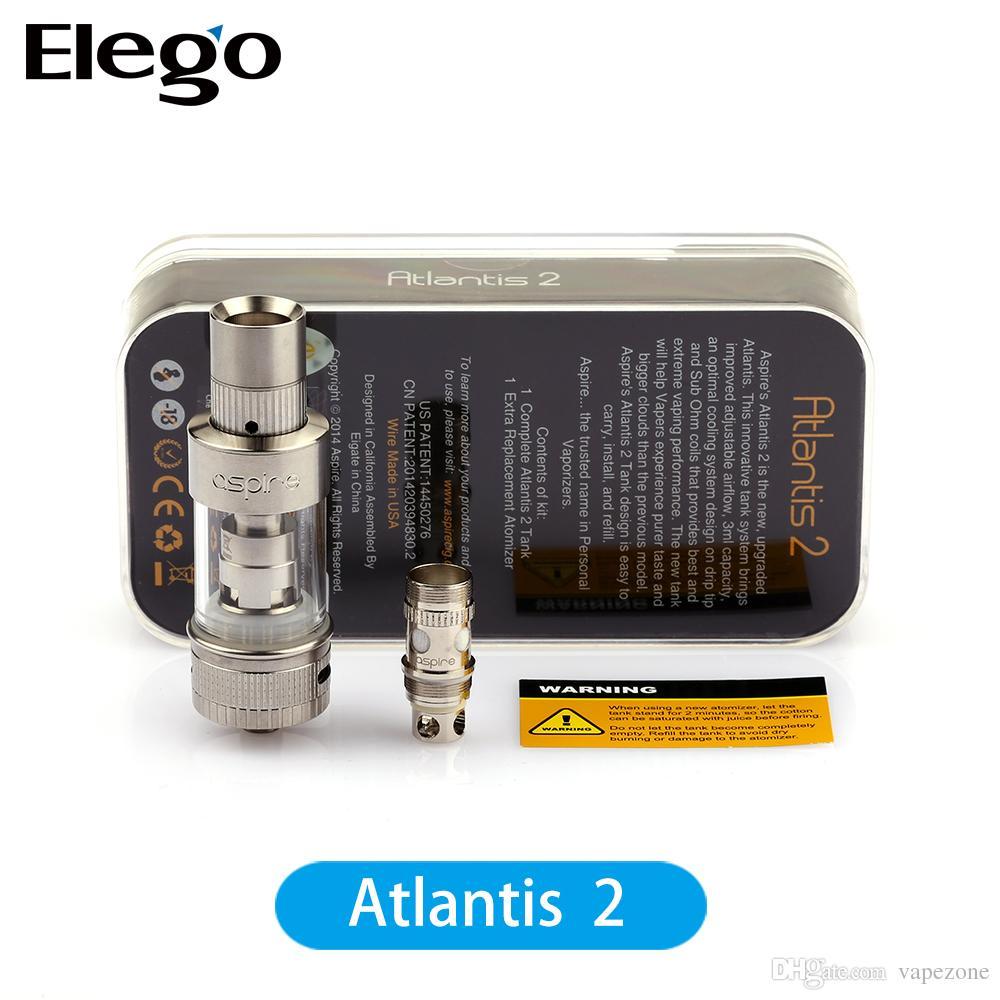 Aspire Atlantis V2 Tank