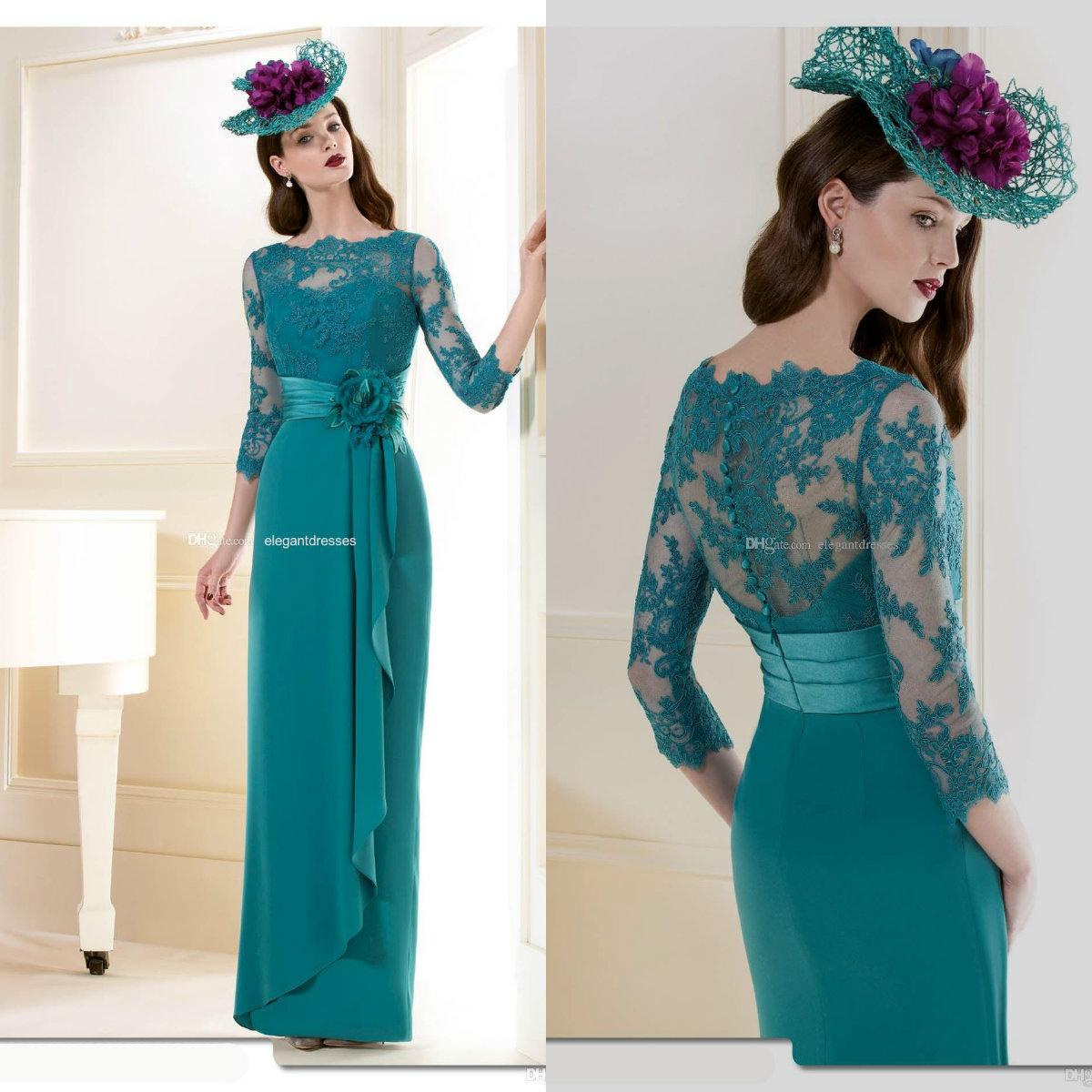 Cheap 2015 Spring Mother Of The Bride Dresses Wedding Party Long ...