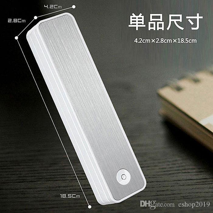 Faltbare USB Rechargable LED Lampe Druckschalter Dimmbare Leuchten Travel Schlafzimmer Wohnzimmer Tischleuchte