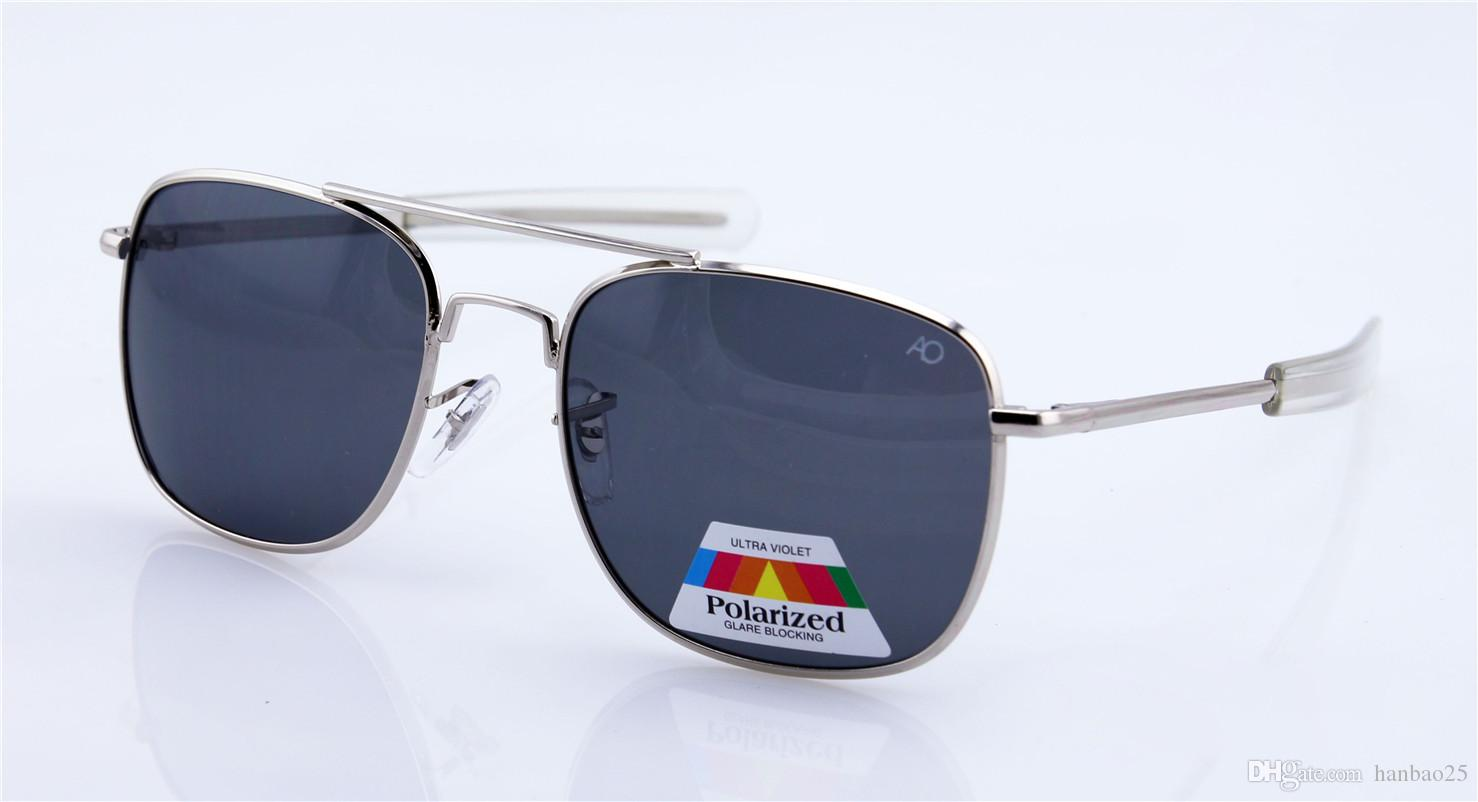 0955b266f5 Polarized Metal Pilot Sunglasses – Southern California Weather Force