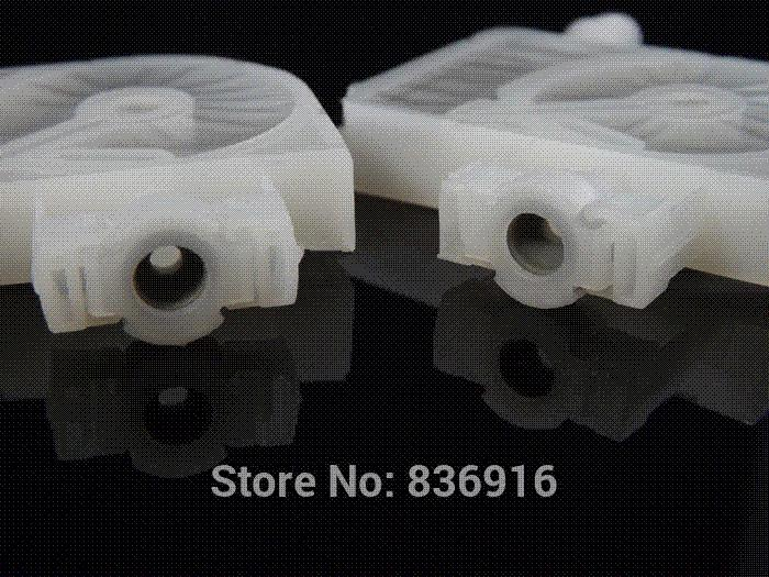 10 pcs Print Head Damper for Epson DX5  4450/4800/4880/7800/7880/9880/9450/9800 Printer for ECO -Solvent Waterbased  Ink printer dx5