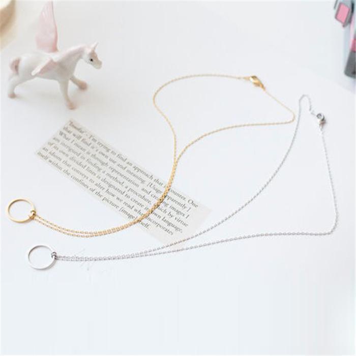 18 Karat Vergoldet Anhänger Halsketten Super Mode Anhänger Halskette für Frauen 2016 Neue Ankunft für Sale23