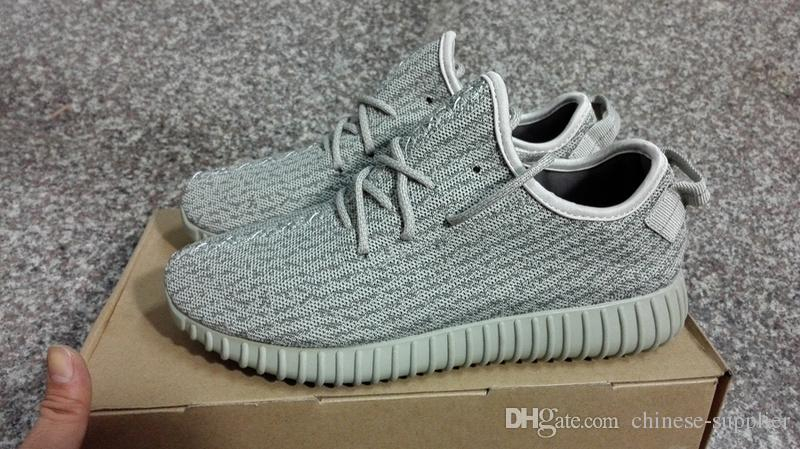 0fd0dfa16 New Air Boost 350 Moonrock Running Shoes Men s Women s Kanye 350 Boost  Moonrock Sneakers Fashion Footwear With Shoes Box Moonrock Kanye Boost 350  Kanye ...