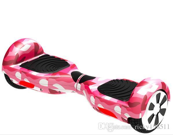 Mini scooter elettrico a due ruote omologato CE Monociclo elettrico bilanciato adulti e bambini