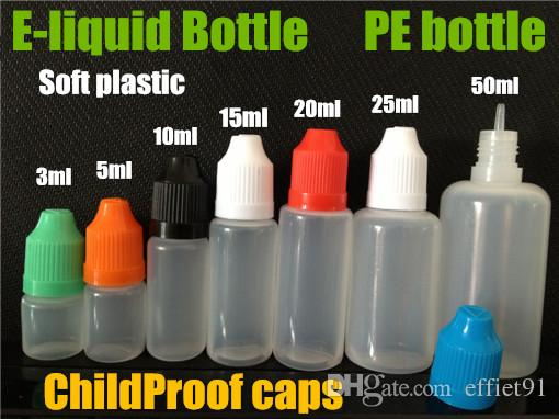 Plastic Juice Bottles With Childproof Caps Soft Plastic