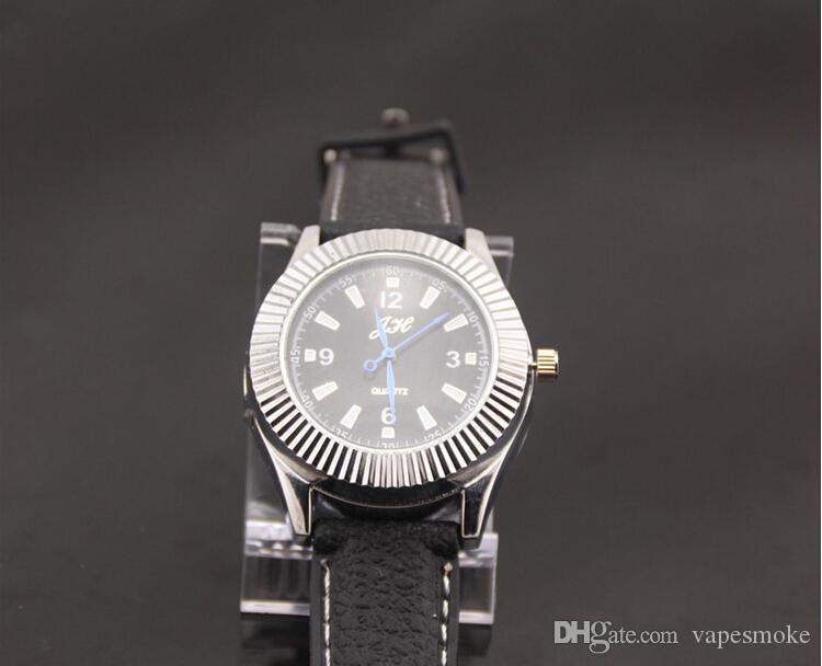 USB Lighters Watch Men Quartz Watches Rechargeable Cigarette Lighter USB Fashion Watches watch lighter USB lighter