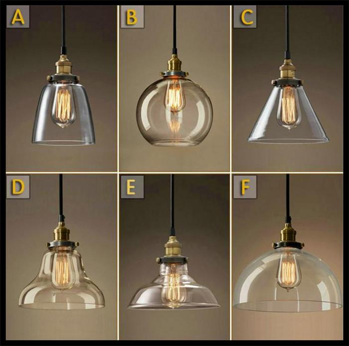 Discount Ac100 240v Lustre Classic Vintage Chandelier Light Cafe Creative Glass Pendant Bar L& Clothing Store Fixtures Hanging Pendant Lights Hanging ... & Discount Ac100 240v Lustre Classic Vintage Chandelier Light Cafe ... azcodes.com