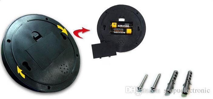 Telecamera fittizia videosorveglianza interna fittizia Telecamera finta dome videosorveglianza fittizia la videocamera domestica LED