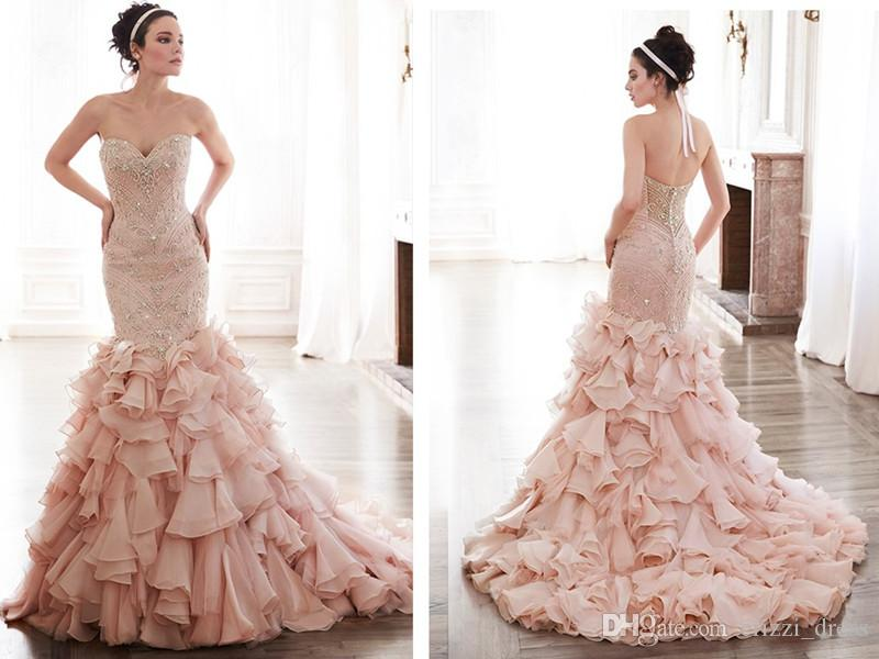 Pnina Tornai Wedding Dresses RM51 » Regardsdefemmes