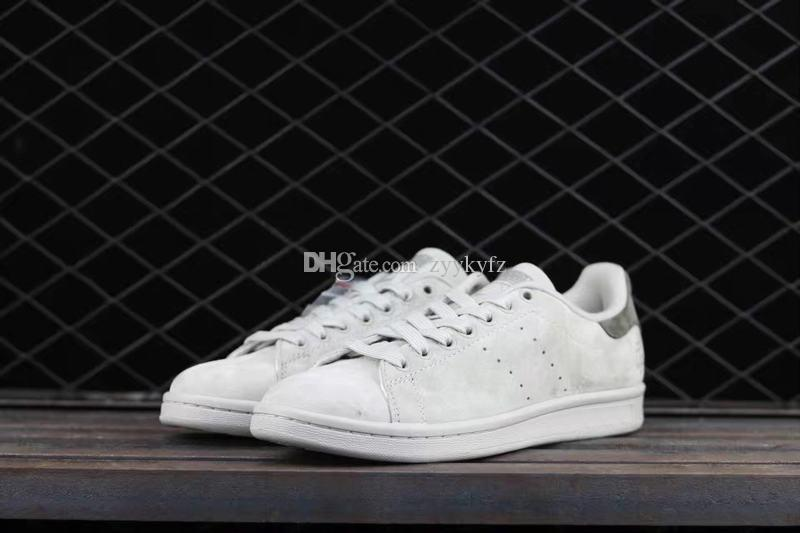 Reigning Champ X Stan Smith Mens Womens Athletic Sneakers Running Shoes  Best Running Shoes For Girls Boys Running Shoes On Sale From Zyykyfz f500ddf86e3f