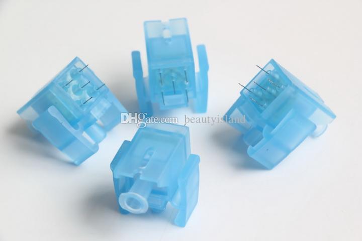 Wasser Meso Injector Pistole Nadel Mesotherapie Pistole mit 5 Nadeln Nadeln Einweg Mesoneedle Injektion Serum Hautverjüngung