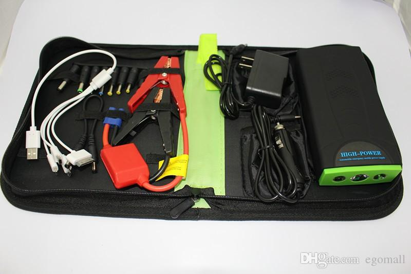 Super Funcation Mobile Power Bank 38000mAh Auto EPS Jump Starter Emergency Start Power Car Charger/Mobile CNP