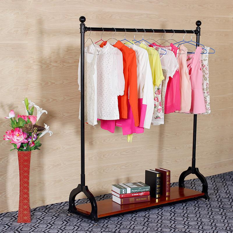 see larger image - Hanging Clothes Rack
