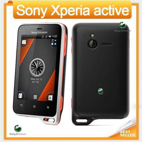 Sony ericsson xperia active st17i инструкция