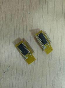 / par manual receptor de ratón inalámbrico Módulo RF y transmisor módulo RF con mouse IC KA8 / V108 Proporcionar diseño de la placa base