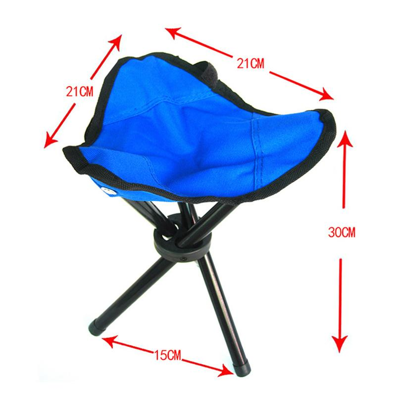 Wholesale Camping Folding Portable Chair Outdoor Waterproof Foldable Aluminum Alloy Tube For Fishing Beach Hiking Picnic Wholeasle
