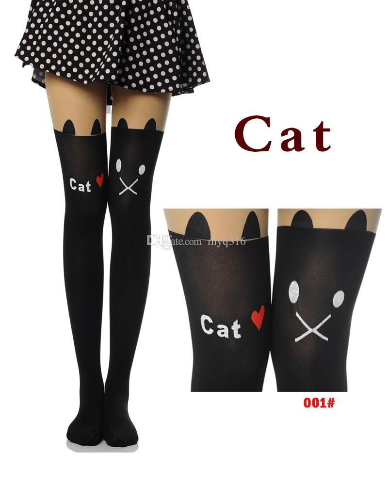 2015 Halloween Socks 19 Kinds of Styles Thickening of the Material ...