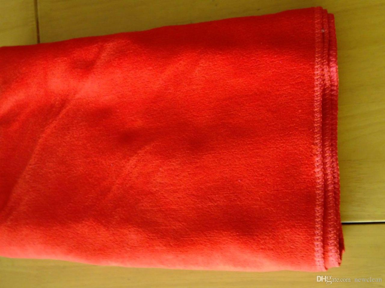 حديثا تصميم 33x66cm ماص ستوكات تجفيف حمام الشاطئ منشفة تجفيف الشعر منشفة ملابس الاستحمام منشفة منشفة
