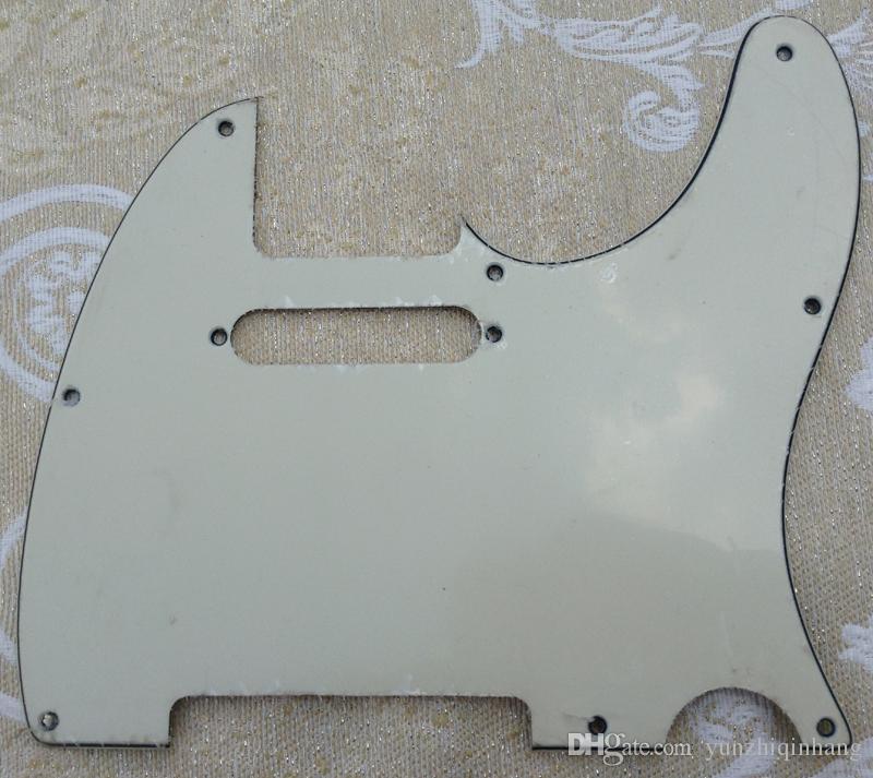 Venta al por mayor de piezas de guitarra, tablero de guardia de guitarra, tablero de guardia de guitarra eléctrica