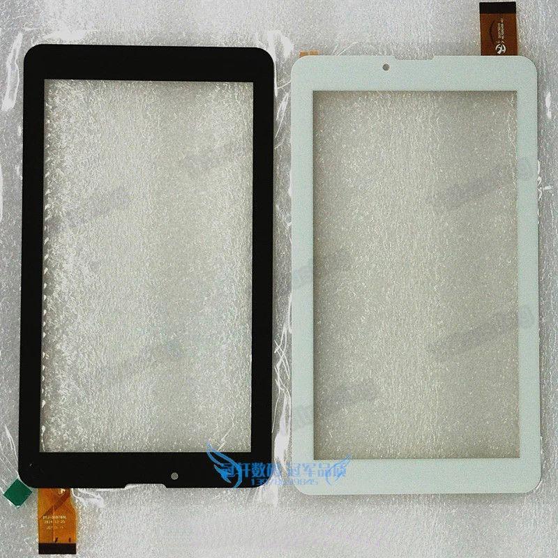 Pour 7 Pouces MTK6572 MTK6582 706 3G 2G Appel Téléphonique Tablette Écran Tactile Écran Tactile Écran Digitiseur Numériseur Panneau Remplacement MQ50