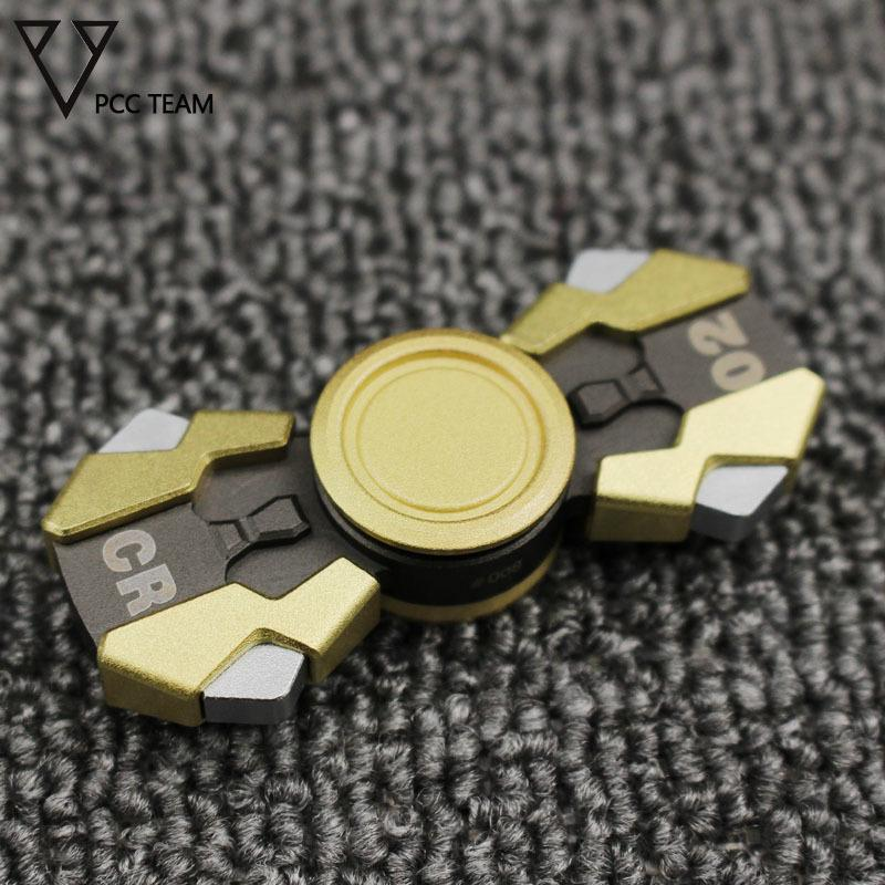 New Edc Unicorn Design Hand Spinner Rs188 High Speed Bearing Fid