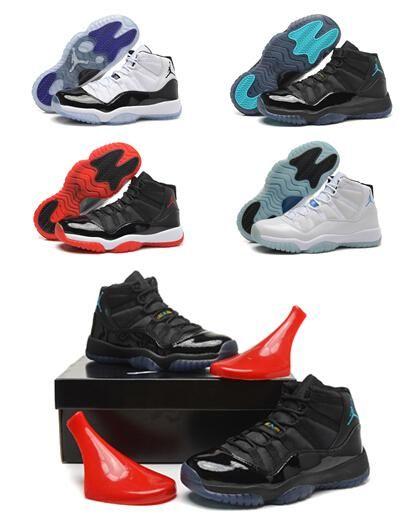 Nike Air Jordan 11 Shoes Women Basketball Shoes Fashion Womens Basketball Shoes  Air Jordan 11 Retro Xi Athletic Sports Shoe High Cut Trainer Sneakers ...