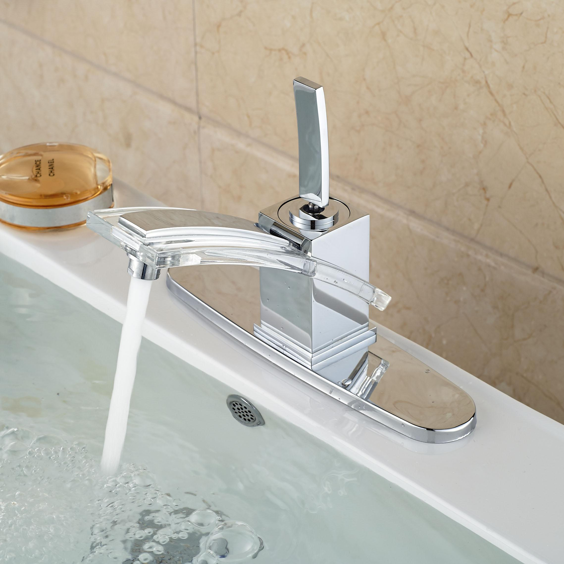 Good Quality Best Price Bathroom Basin Sink Mixer Taps with 8 Hole ...
