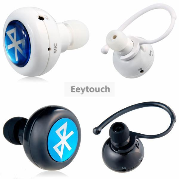 Mini Stereo Wireless Bluetooth Earbuds Headsets Apple Galaxy mobile phone in Ear Headphones Earpieces for iPhone 6 6 5s 5c 4s 4