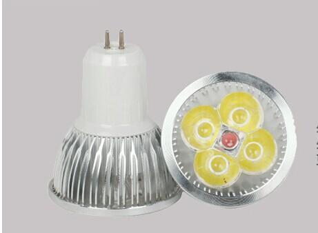 Großhandel dimmable mr16 4x2w 8w 12v licht lampe led downlight led