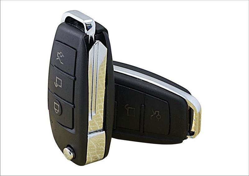 Full HD 1080P Autoschlüssel Kamera Mini DVR S820 mit Nachtsicht Bewegungserkennung Auto Schlüsselbund Pinhole Mini-Kamera