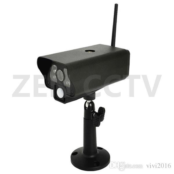Kit Câmera Digital Sem Fio CCTV 7 polegada Monitor de Segurança Em Casa PIR Cartão SD Gravação IR Night Vision Sistema de Vigilância 2.4 Ghz