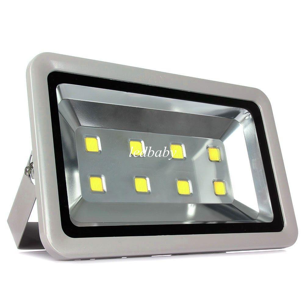 300W 400W led flood light outdoor lamp AC 110-277V led canopy lights waterproof fixture lamp CE UL