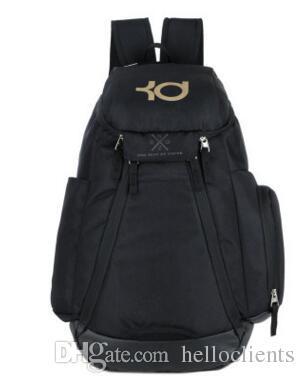 2017 homens e mulheres americanos Durant Sacos de Basquete Trovão Sports Bolsa de Ombro KD Mochila sacos de estudante Saco de Computador saco de Viagem